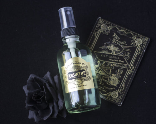 Absinthe Floral Water - Room + Body Mist