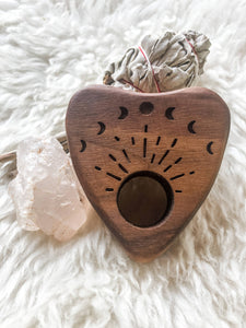 Planchette Wooden Teether