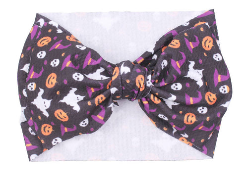 Trick or Treat Headband (Baby/Toddler)
