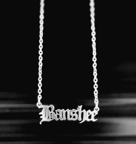 Banshee Necklace