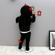 Load image into Gallery viewer, Lil' Devil Jogger Set Costume (Toddlers/Kids)