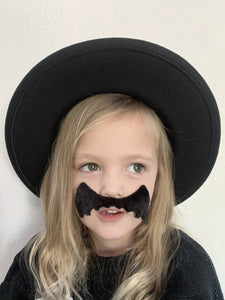 Batstache Faux Mustache Toy