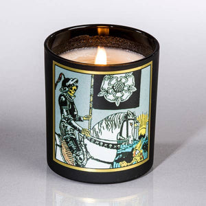 Death Tarot Candle