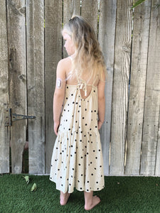 Cottage Core Slip Dress (Only 18/24 Months Left)