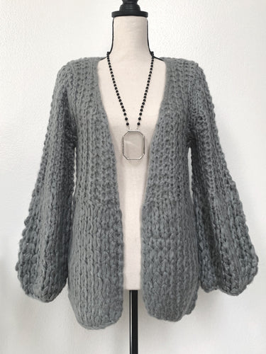 Cottage Goth Cardigan (Adults)