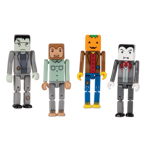 Council of Monsters Toys