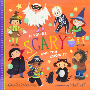 If You're Scary and You Know It Book