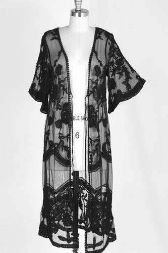 *DAMAGED* Darque Garden Robe (Adults)