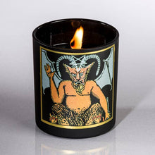 Load image into Gallery viewer, Devil Tarot Candle