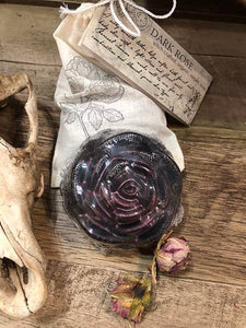Dark Rose Handcrafted Soap
