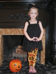 Goth Ballerina Dress (Babies/Toddlers/Kids)