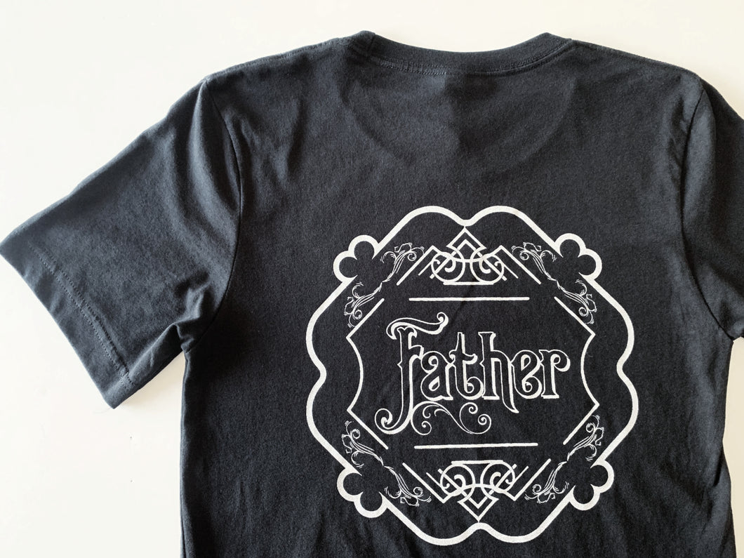 Victoriana Father T-Shirt (Adults)
