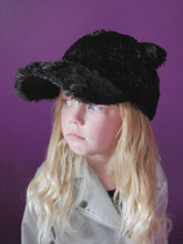 Load image into Gallery viewer, Fuzzy Wuzzy Bear Hat