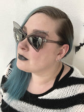 Load image into Gallery viewer, Gray Bat Bae Sunglasses