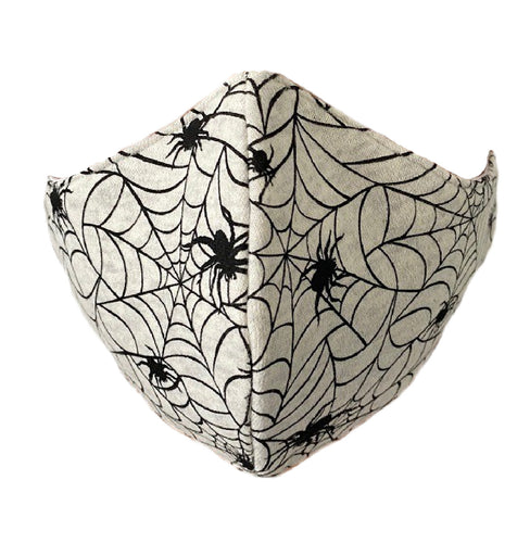 Stormy Spider Mask (Adults)