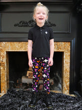 Load image into Gallery viewer, Halloween is Everyday Leggings (Kids)