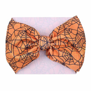 Halloween Spiderweb Headband (Baby/Toddler)