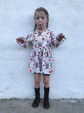 Load image into Gallery viewer, Haunted House Dress (Toddlers/Kids)