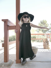 Load image into Gallery viewer, Spider Maxi Dress (Toddlers)