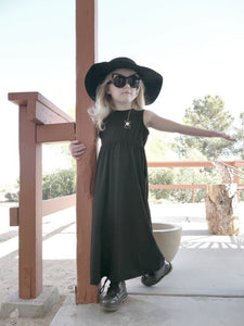 Spider Maxi Kids Dress