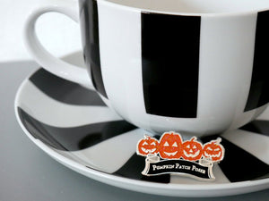 Pumpkin Patch Posse Enamel Pin