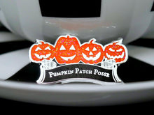 Load image into Gallery viewer, Pumpkin Patch Posse Enamel Pin