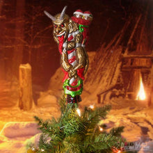 Load image into Gallery viewer, Krampus Tree Topper