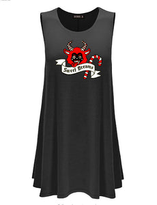 Merry Krampus Nightgown Dress (Adults)
