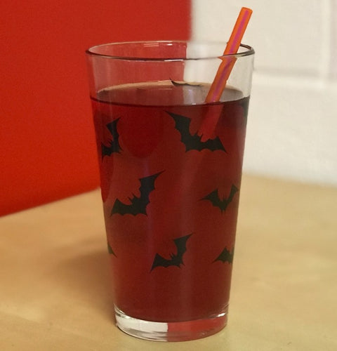 Luna Bats Pint Glass