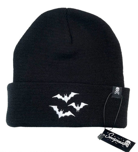 Luna Bats Knit Hat