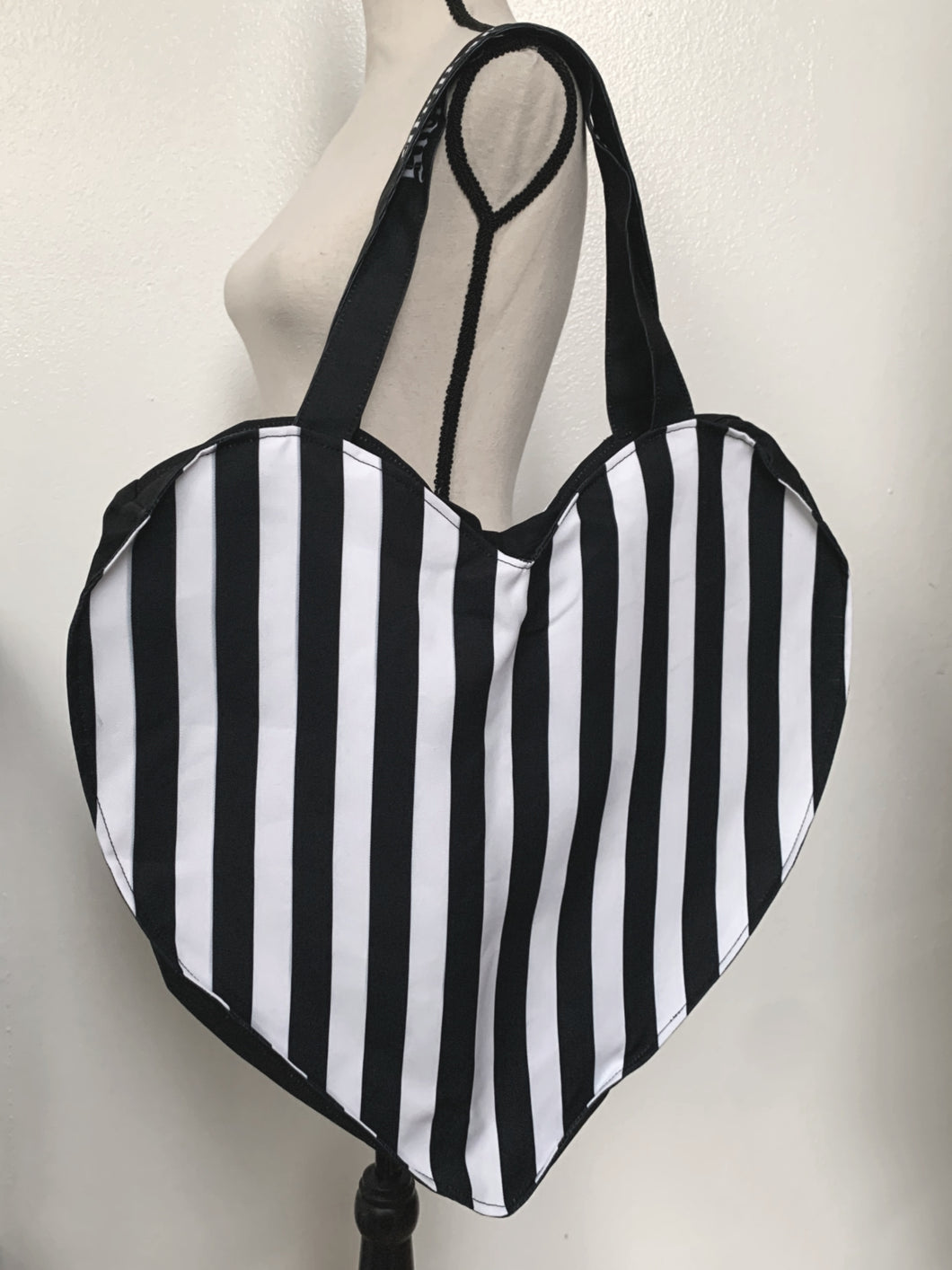 Lydia Heart Tote Bag