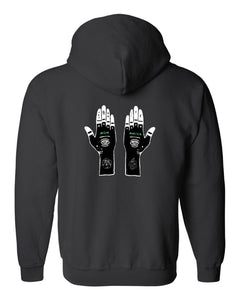 *DAMAGED* Mom Magick Hoodie (Adults) - 2X