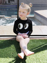 Load image into Gallery viewer, Monster 2 Piece Bathing Suit (Toddlers/Kids)