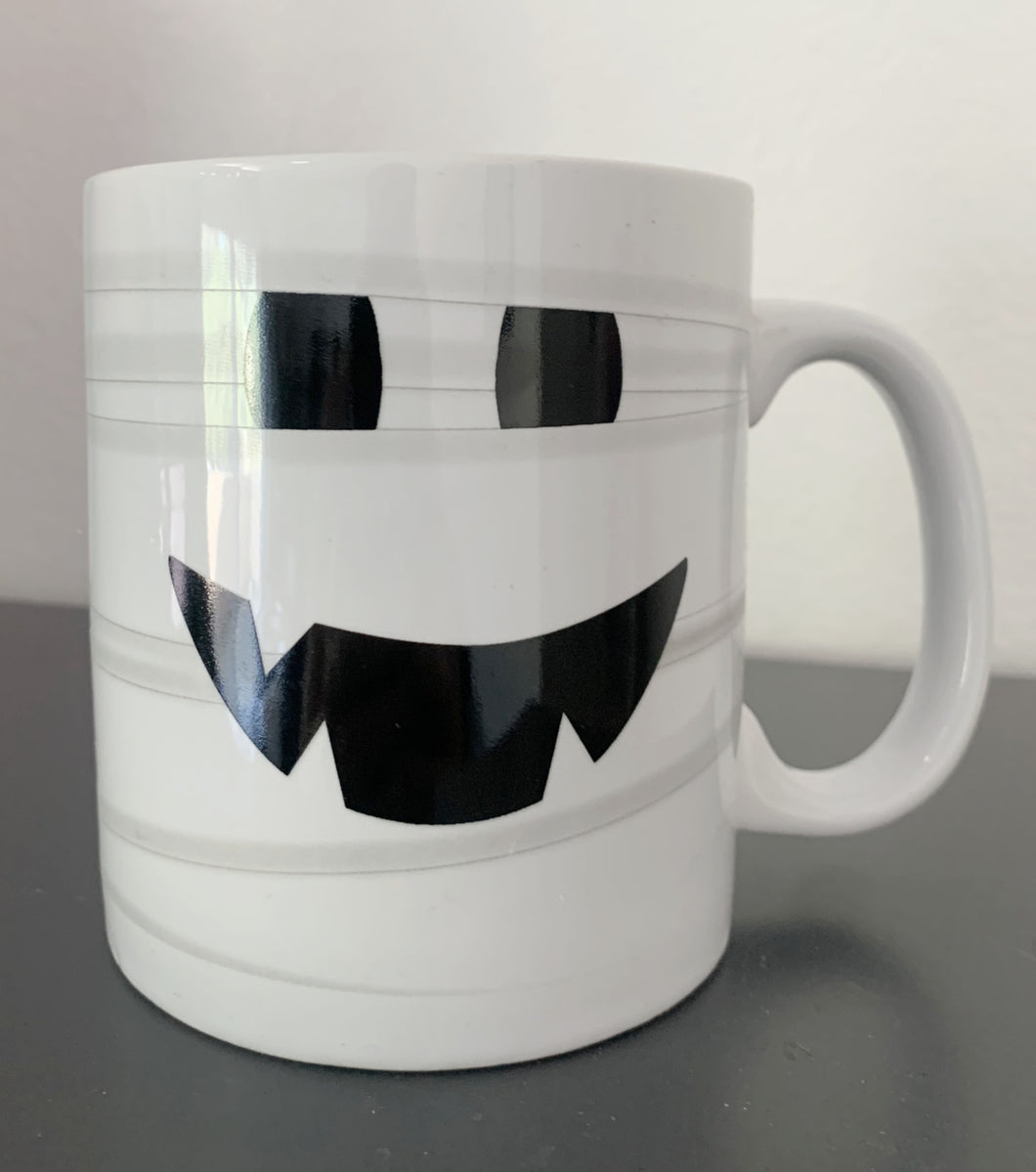 Spooky Face Mugs (Only Mummy Left)
