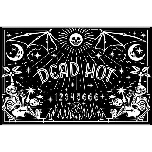 Ouija Beach Towel