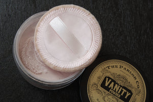 Vanity Powder - Rose Face Powder