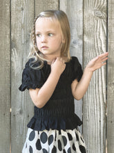 Load image into Gallery viewer, Prairie Goth Top (Kids)