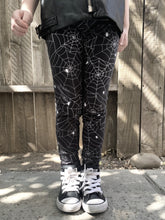 Load image into Gallery viewer, Spider's Web Leggings (Babies/Toddlers/Kids)