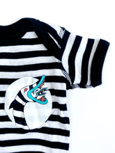 Load image into Gallery viewer, Sandworm Onesie Collab x Drawings by Nicole (Babies/Toddlers)