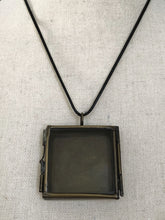 Load image into Gallery viewer, Shadow Box Necklace
