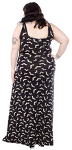 Load image into Gallery viewer, Luna Bats Maxi Dress (Adults)