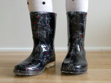 Load image into Gallery viewer, Spider Rain Boots (Baby/Toddler)