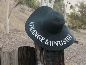 Strange & Unusual Hat (Adults)