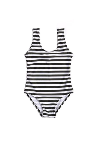 Striped Bathing Suit (Kids)