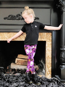 Trick Or Treat Leggings (Kids)