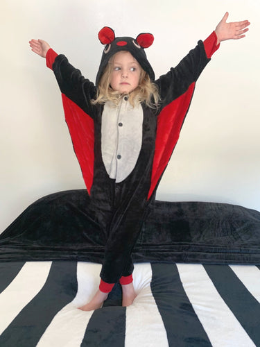 *FACTORY ERROR* Vampire Bat Costume (Kids)