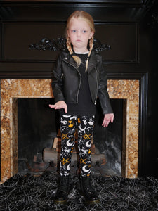 Witch House Leggings (Kids)
