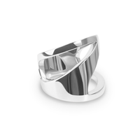 stainless-steel-zigzag-pattern-ring-bague-motif-zigzag-acier-inoxydable-T116R011-MIA
