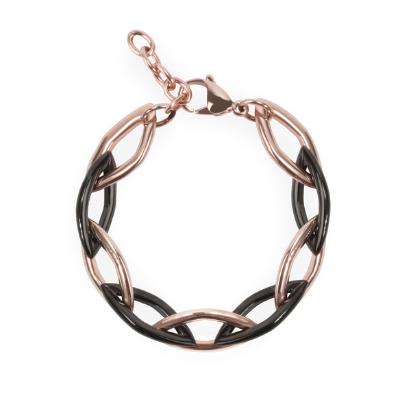 stainless-steel-bracelet-link-black-rosegold-mia-T417B003RONO