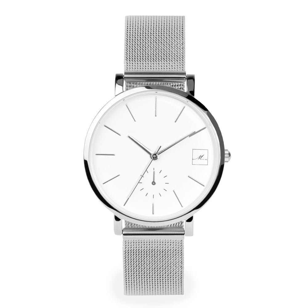 watch-women-silver-white-mesh-bracelet-stainless-steel-W317M02-MIA